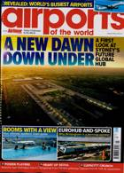 Airports Of The World Magazine Issue JUL-AUG