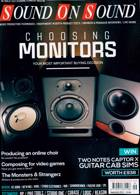 Sound On Sound Magazine Issue SEP 21
