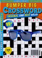 Bumper Big Crossword Magazine Issue NO 146