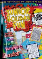 Junior Holiday Fun Magazine Issue NO 290