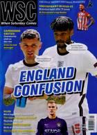 When Saturday Comes Magazine Issue JUL-AUG