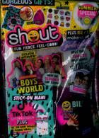 Shout Magazine Issue NO 616