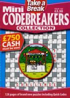 Tab Mini Codebreakers Coll Magazine Issue NO 130