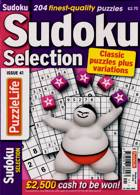 Sudoku Selection Magazine Issue NO 41