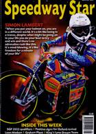 Speedway Star Magazine Issue 26/06/2021