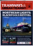 Tramways And Urban Transit Magazine Issue OCT 21