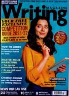 Writing Magazine Issue OCT 21