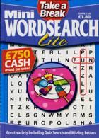 Tab Mini Wsearch Lite Magazine Issue NO 130