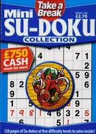 Tab Mini Sudoku Collection Magazine Issue NO 130