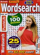 Family Wordsearch Magazine Issue NO 369