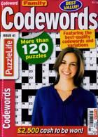Family Codewords Magazine Issue NO 41