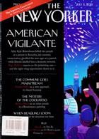New Yorker Magazine Issue 05/07/2021