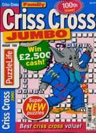 Family Criss Cross Jumbo Magazine Issue NO 100