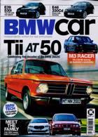 Bmw Car Magazine Issue JUL 21