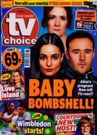 Tv Choice England Magazine Issue NO 26