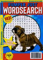 Bumper Just Wordsearch Magazine Issue NO 237