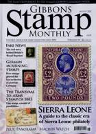 Gibbons Stamp Monthly Magazine Issue AUG 21