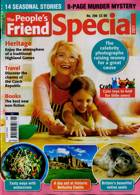 Peoples Friend Special Magazine Issue NO 209