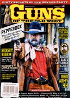 Combat Hand Guns Magazine Issue GUNOLDWEST