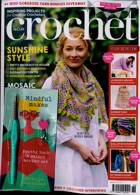 Inside Crochet Magazine Issue NO 136