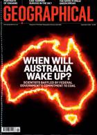 Geographical Magazine Issue SEP 21