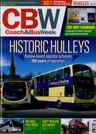 Coach And Bus Week Magazine Issue NO 1475