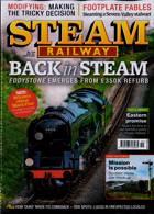Steam Railway Magazine Issue NO 519