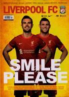 Liverpool Fc Magazine Issue AUG 21