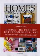 Homes And Gardens Magazine Issue OCT 21