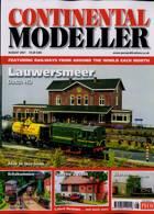 Continental Modeller Magazine Issue AUG 21