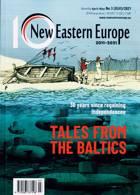 New Eastern Europe Magazine Issue NO 3
