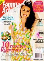 Femme Actuelle Magazine Issue NO 1918
