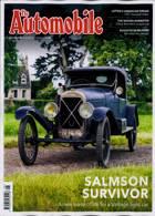 Automobile  Magazine Issue AUG 21