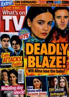 Whats On Tv England Magazine Issue 31/07/2021
