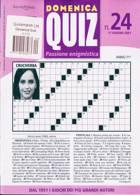 Domenica Quiz Magazine Issue NO 24