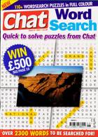 Chat Word Search Magazine Issue NO 6