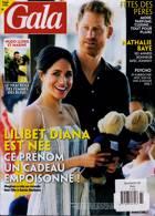 Gala French Magazine Issue NO 1461