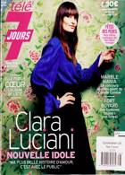 Tele 7 Jours Magazine Issue NO 3186