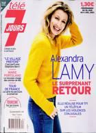 Tele 7 Jours Magazine Issue NO 3187