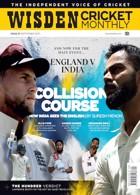 Wisden Cricket Magazine Issue SEP 21