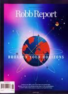 Robb Report Us Edition Magazine Issue AUG 21