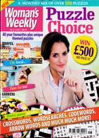 Womans Weekly Puzzle Choice Magazine Issue NO 6