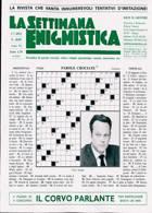 La Settimana Enigmistica Magazine Issue NO 4658