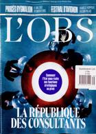 L Obs Magazine Issue NO 2956