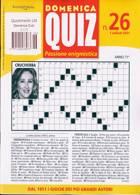 Domenica Quiz Magazine Issue NO 26