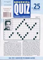 Domenica Quiz Magazine Issue NO 25