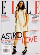 Elle French Weekly Magazine Issue NO 3940