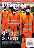 L Espresso Magazine Issue NO 27