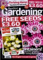 Amateur Gardening Magazine Issue 29/05/2021