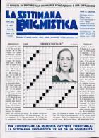 La Settimana Enigmistica Magazine Issue NO 4657